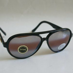 Classic Vintage sports Aviator w/All weather Rose